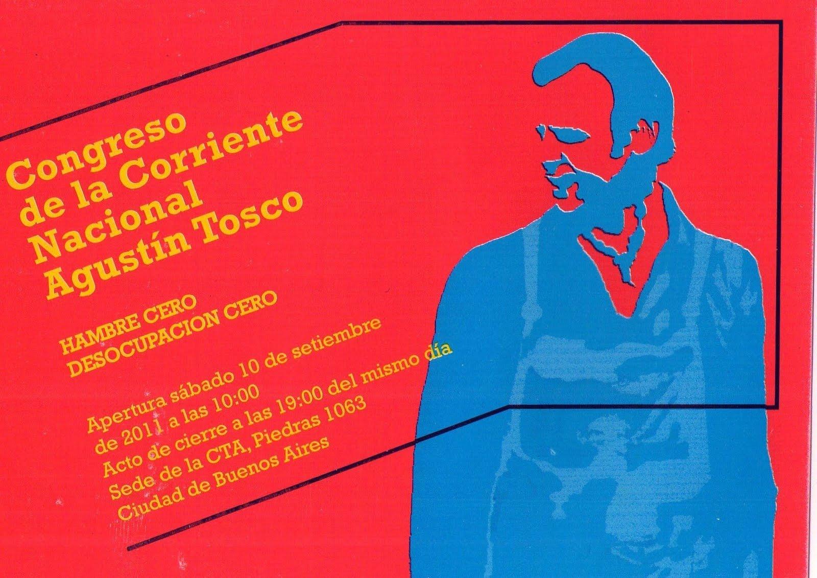 CoNAT - Corriente Nacional Agustín Tosco