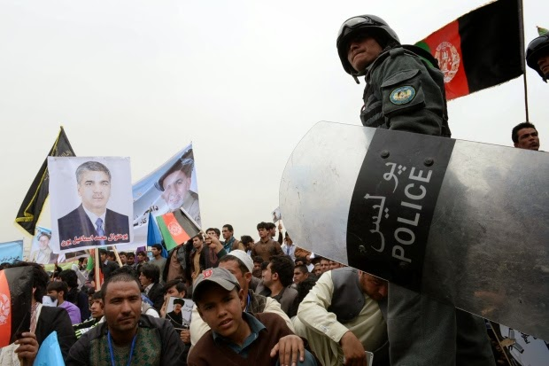 Military News - Who wants to become Afghanistan's next president, anyway?