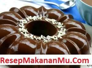 Update Resep Puding Coklat Double Cream Menu Buka Puasa Ramadhan Sehat ...