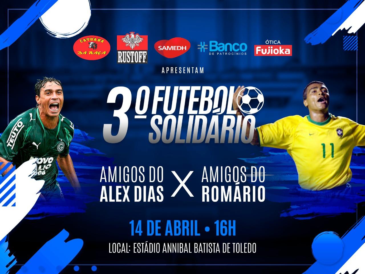 Alex X Romário