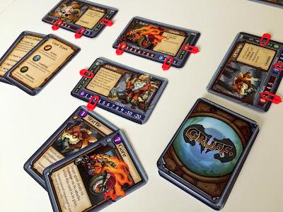 Gruff Card game gruffs and shepherds