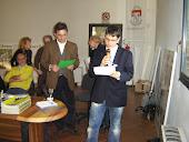 Oscar.. 2007 a Baggio.. con Piero!