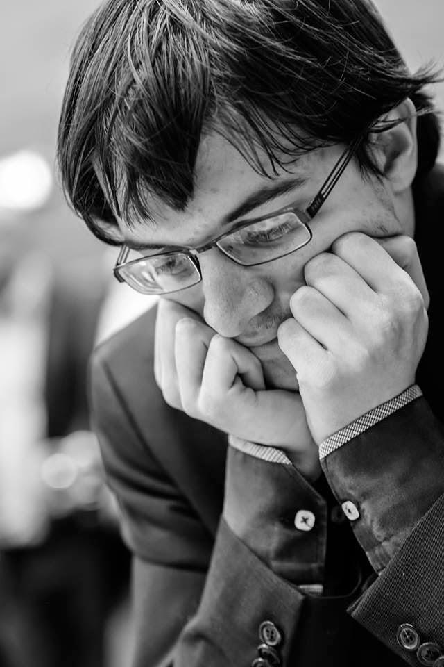 Maxime Vachier-Lagrave © (Tata Steel - Alina l'Ami )
