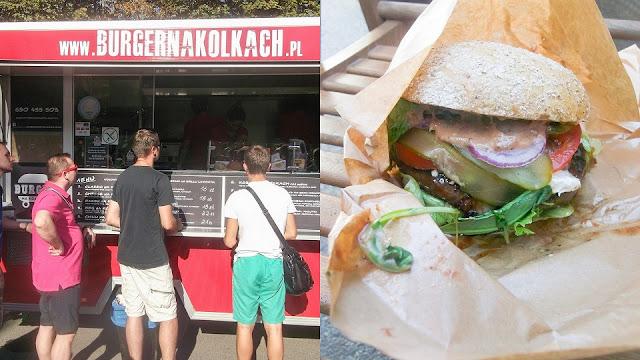 Food Truck Burger Na Kółkach opinie