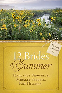 Heidi Reads... 12 Brides of Summer Collection #3 by Margaret Brownley, Miralee Ferrell, Pam Hillman