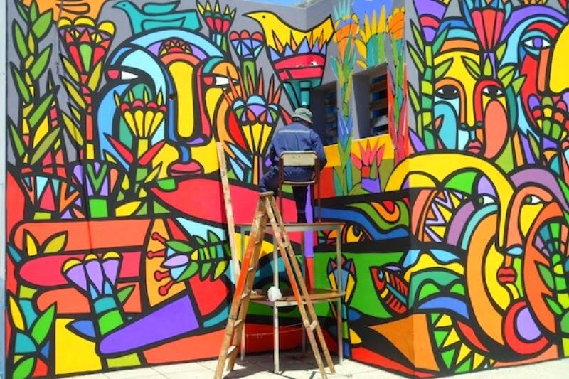 cuadros pinturas oleos im genes de murales politicos