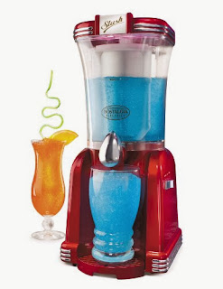 Retro Slush Machine