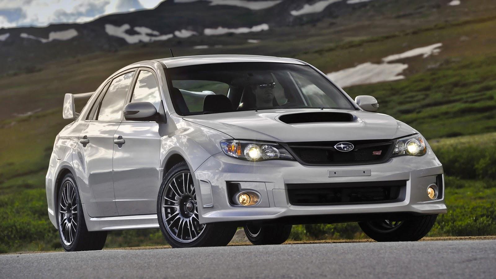 2013 Subaru Impreza WRX STI AWD 2.5 Boxer-4 Turbo 305 hp | Carwp.