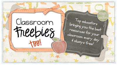 Classroom Freebies Too