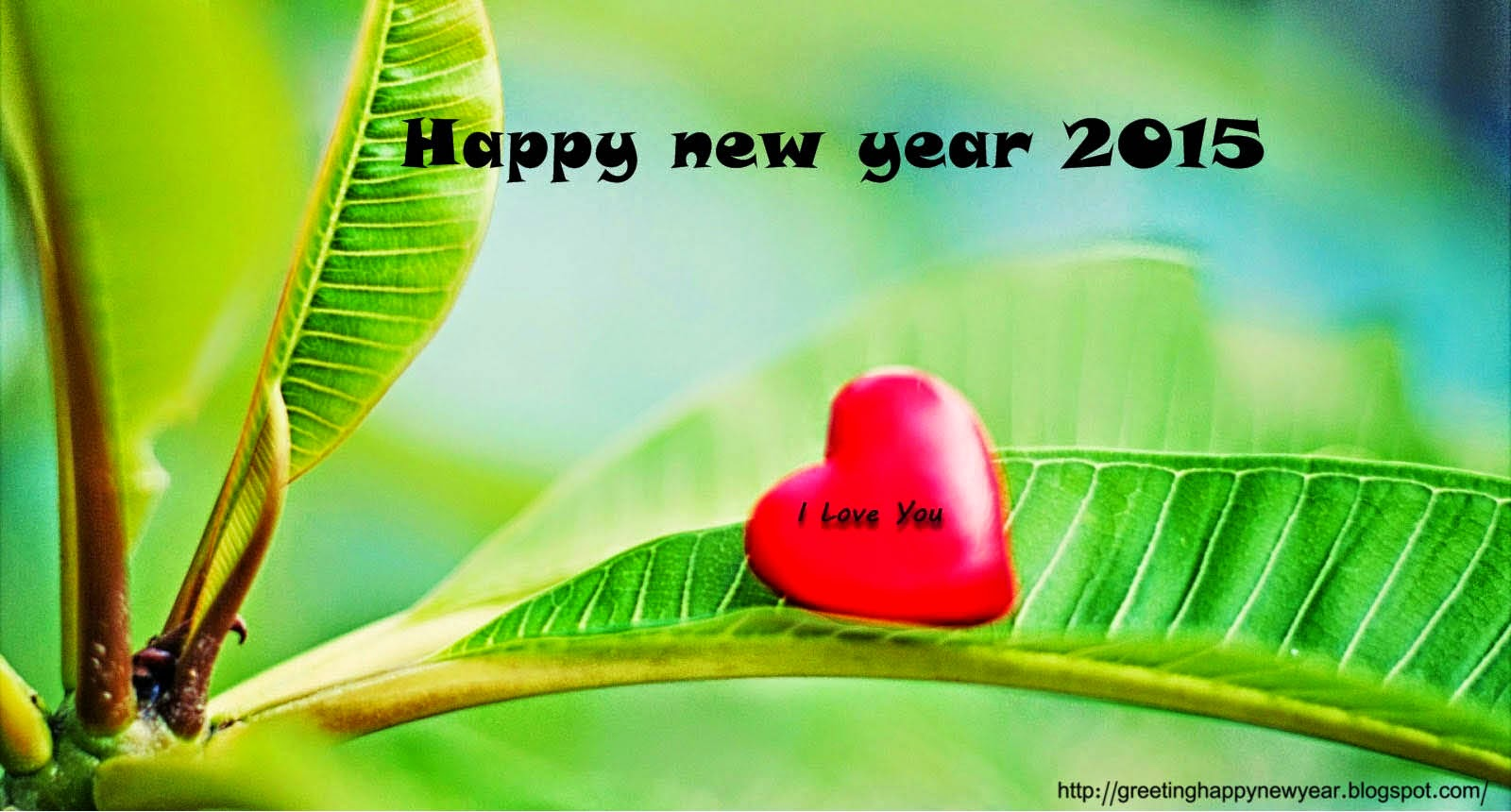 Happy New Year 2015 Loving Cards For Friends - Latest Free Downloads