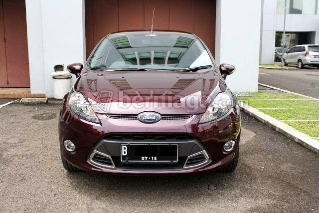 Ford Fiesta : s matic 1,6 - Ford Bekas - Barang Second Tapi Bagus on