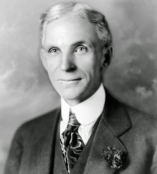 Henry Ford - the vegetarian industrialist