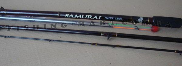 купить фидерное удилище глобе самурай