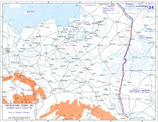The Eastern Front WWI
