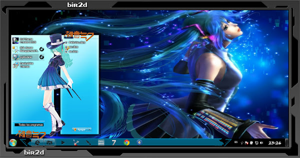HATSUNE MIKU 3D[WINDOWS7] 2