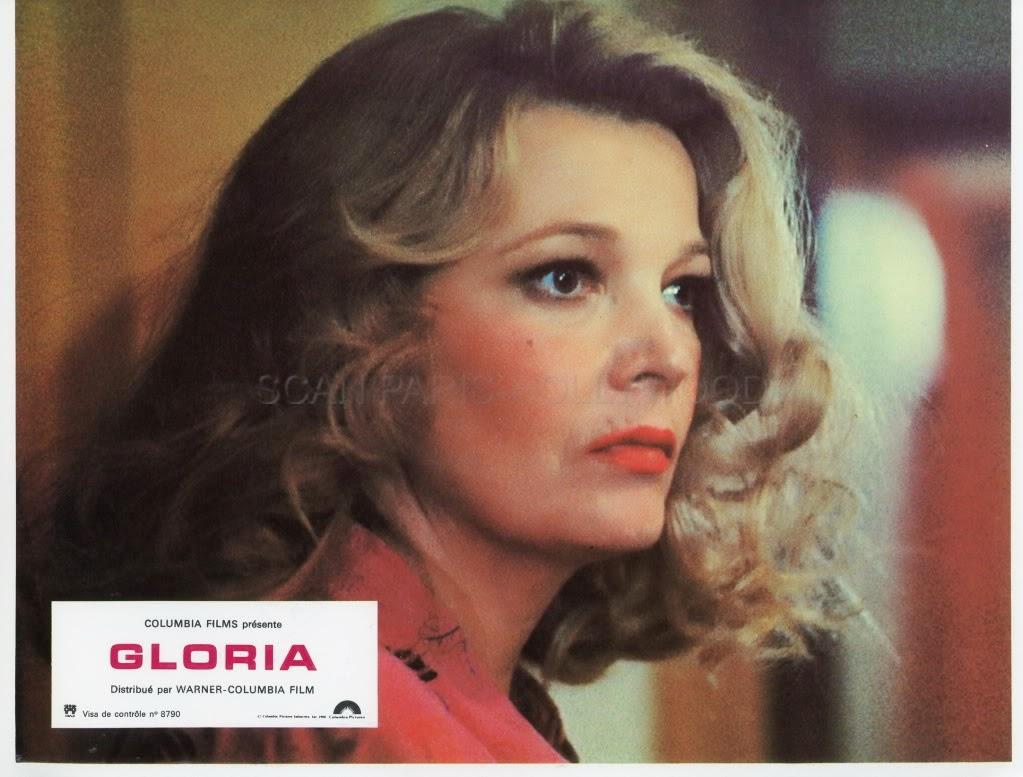 ira joel haber-cinemagebooks: Gloria 1980