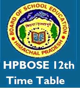 HPBOSE-12th-class-Plus-Two-Date-Sheet-2015
