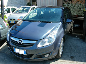 Opel Corsa 1.2 Eco Metano Anno 2010 full optional 8.500,00 euro