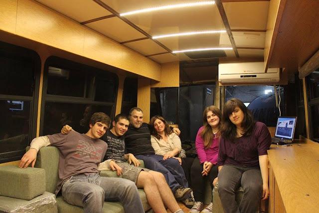 Rodando Ando - Familia viajera