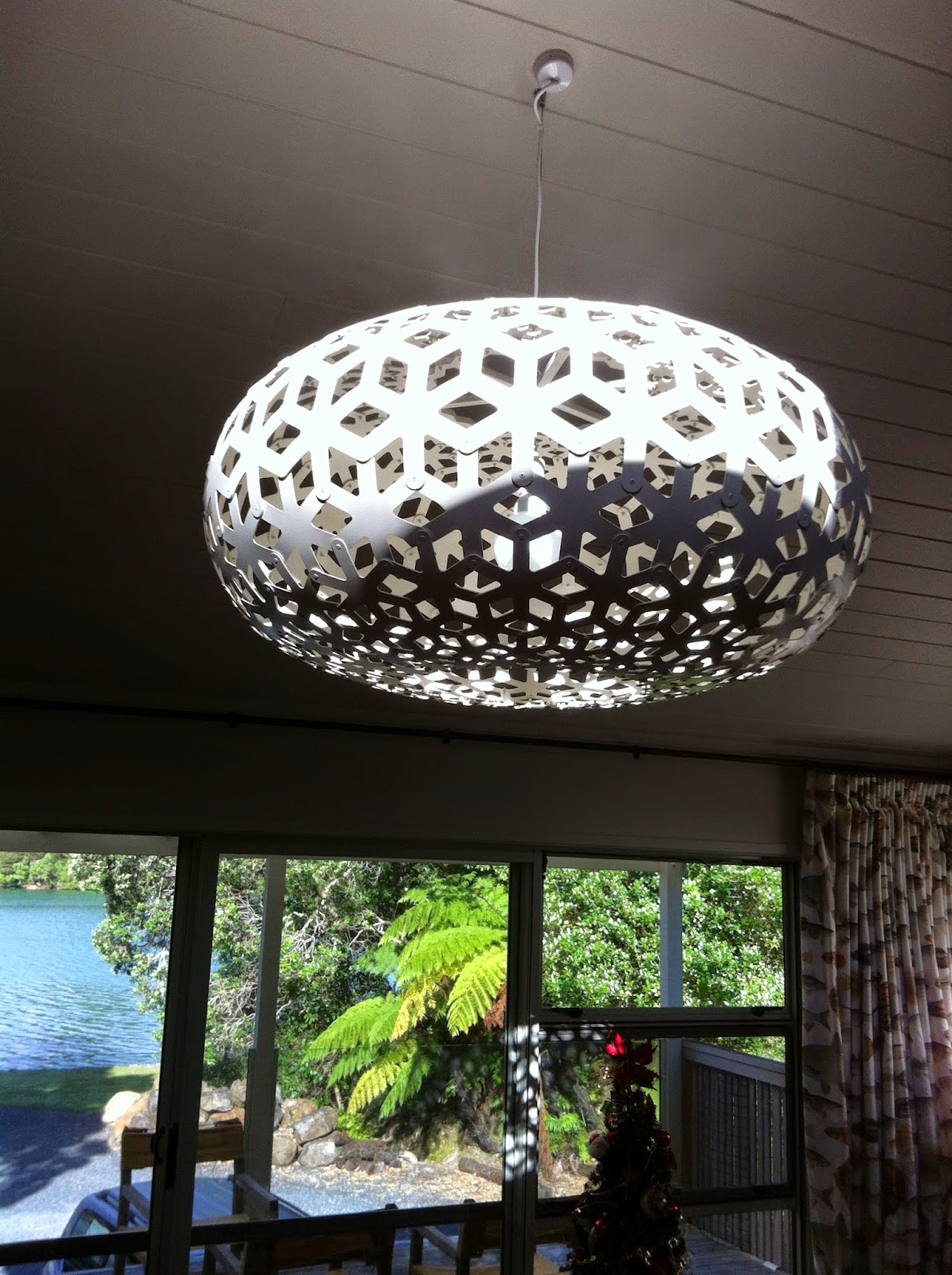 For Details On This Snowflake Design, Or Customizing Your Own David  Trubridge Light, Contact Us.