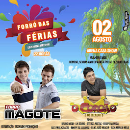 Festas em Severiano Melo