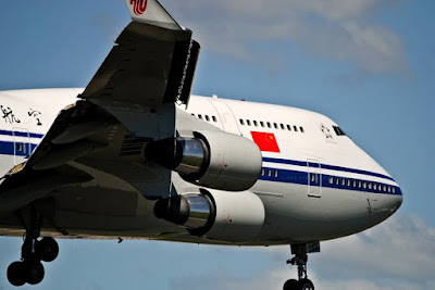 china government 747
