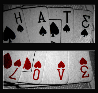 love and hate are one of I do hear what you're saying about a lot of the guys to an extent it does seem that they have a lot harder for them to be unique/stand out, but i don't.
