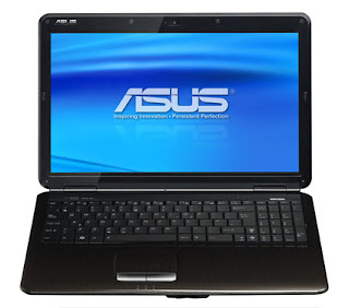 Harga Laptop ASUS September 2012
