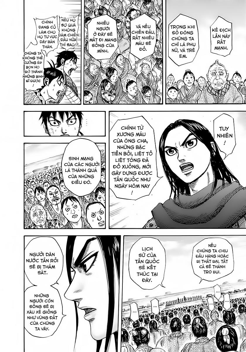 Kingdom - Vương Giả Thiên Hạ Chapter 330 page 13 - IZTruyenTranh.com