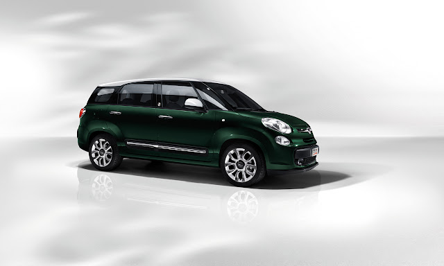 Introducing the Fiat 500L Living: Seven Passenger Italian Fun