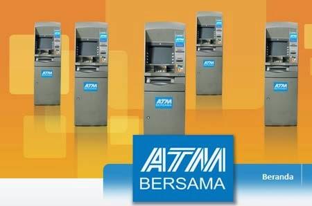 Biaya Transfer Saldo Antar Bank Melalui ATM Bersama
