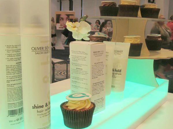 Beautypress Blogger Event Mai 2014 Oliver Schmidt Haarprodukte