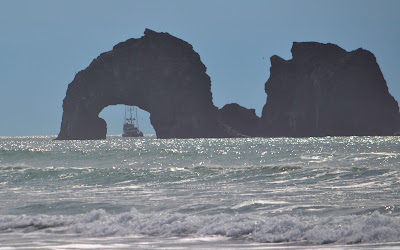 photo of Twin Rocks by Nancy Zavada