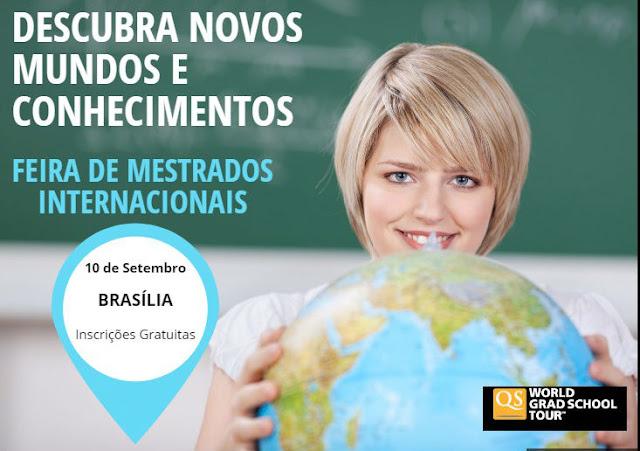 Feira de mestrados Internacionais