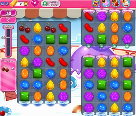 Candy Crush Saga 614