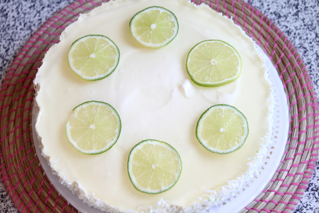 Mood Maybe Margarita Icebox Cake