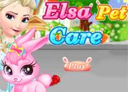 Frozen Elsa Pet Care