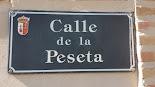 La peseta moneda española