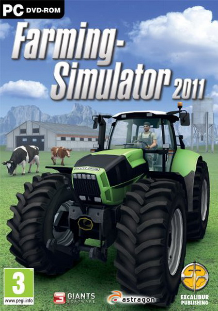 Free Download Farming Simulator 2011 PC Game - Full Version