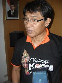 Kepala Disperindag Propinsi Jateng Jabat Pj Walikota Pekalongan
