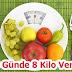 10 Günde 8 Kilo Verdiren Diyet Programı ile Zayıflayın