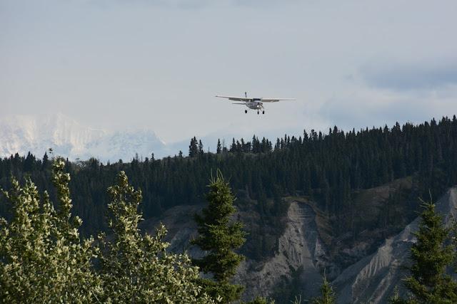 Wrangell Mountain Air Kennicott