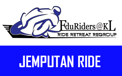 Jemputan Northern Tour Ride EduRiders@KL