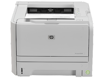 download driver HP LaserJet P2035 Printer