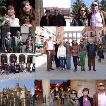 II Dia Internacional de Poesia en Segovia