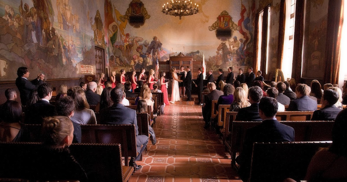 Simply santa barbara weddings events courtney patrick for Mural room santa barbara courthouse