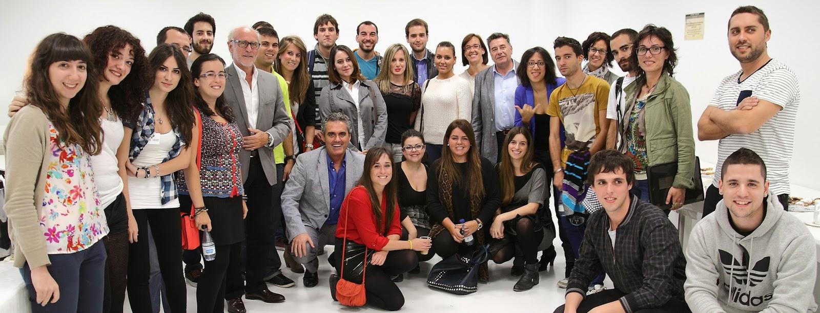 Inauguración Máster en Comunicación Corporativa 2013/14