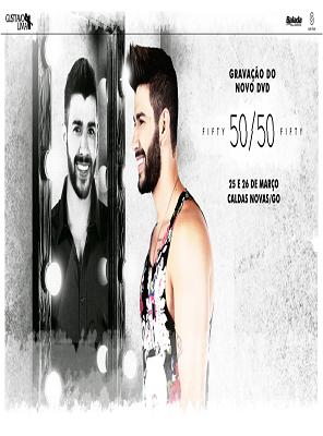 Download - Gusttavo Lima – 50/50 DVDRip (2016) Nacional -Torrent