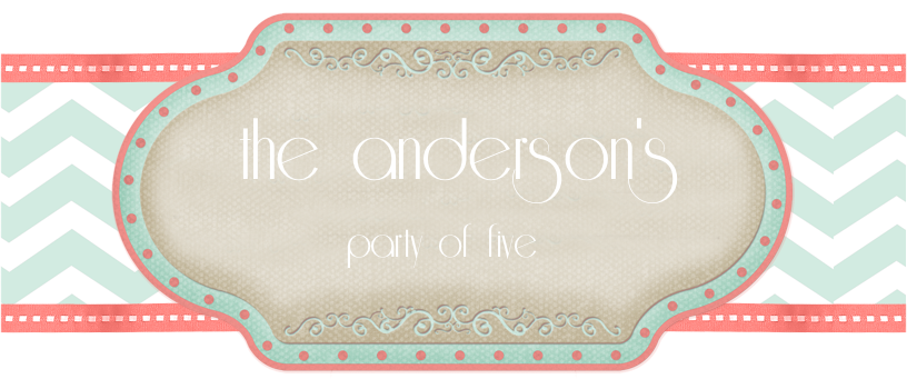 The Anderson's