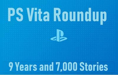 PS Vita Roundup